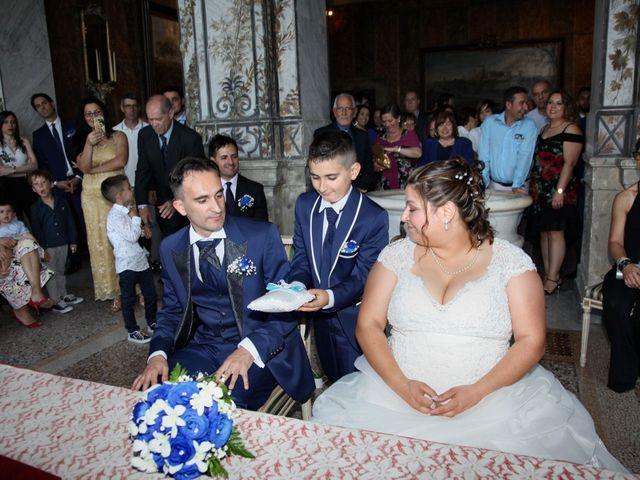 Il matrimonio di Emiliano e Francesca a Ariccia, Roma 17