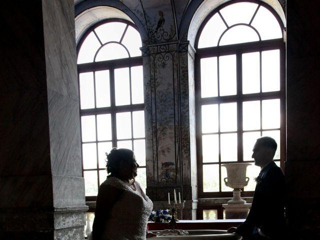 Il matrimonio di Emiliano e Francesca a Ariccia, Roma 1