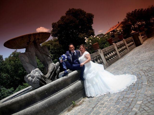 Il matrimonio di Emiliano e Francesca a Ariccia, Roma 20