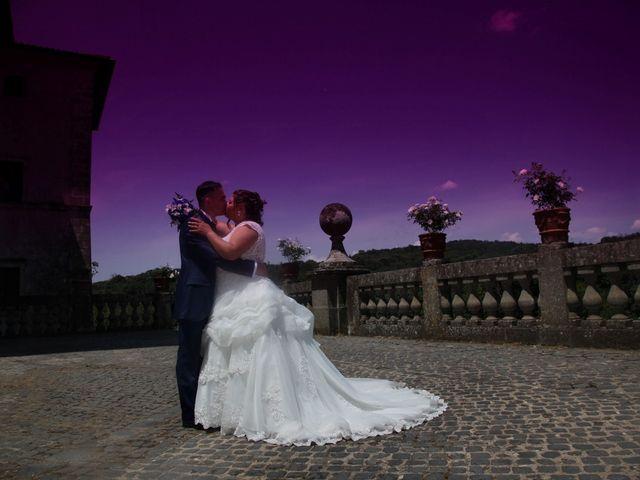 Il matrimonio di Emiliano e Francesca a Ariccia, Roma 21