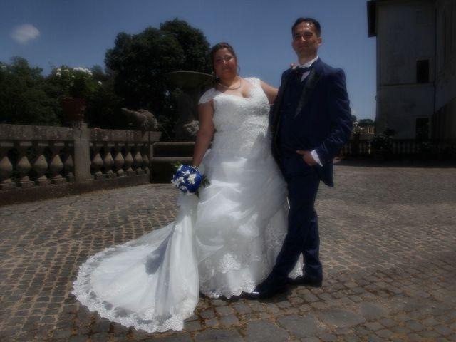 Il matrimonio di Emiliano e Francesca a Ariccia, Roma 22