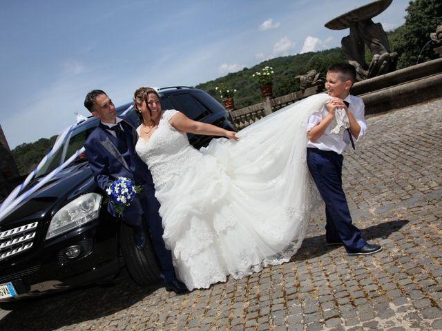 Il matrimonio di Emiliano e Francesca a Ariccia, Roma 23
