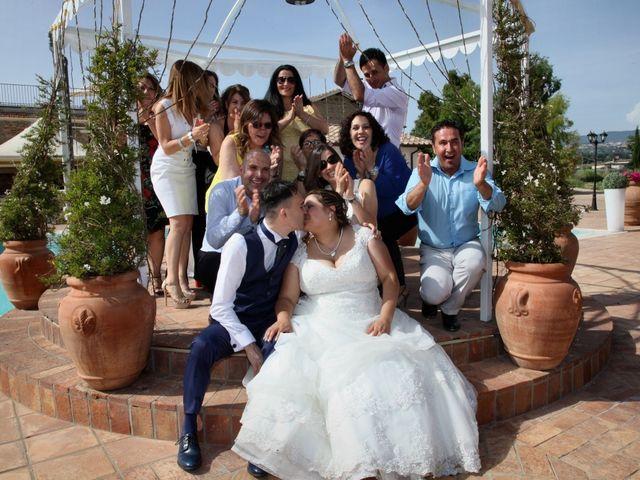Il matrimonio di Emiliano e Francesca a Ariccia, Roma 24