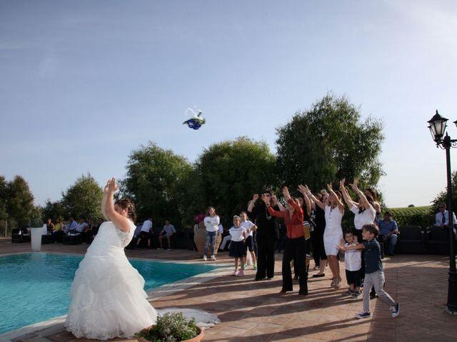 Il matrimonio di Emiliano e Francesca a Ariccia, Roma 27