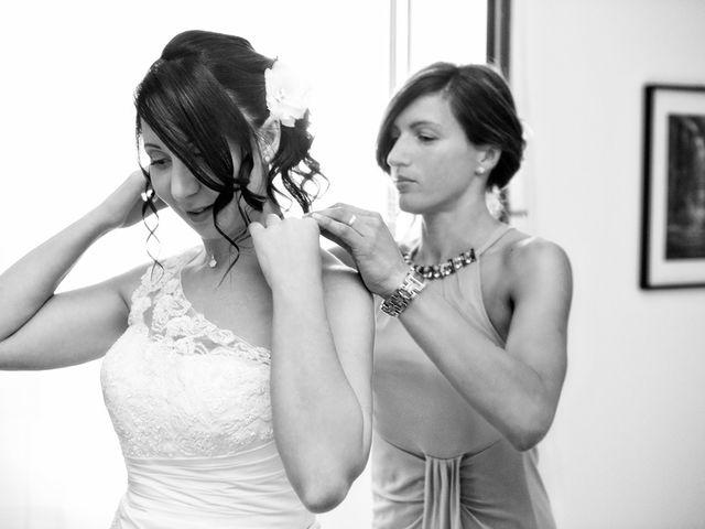 Il matrimonio di Cinzia e Vincenzo a Salò, Brescia 14