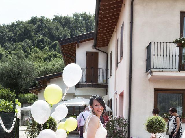 Il matrimonio di Cinzia e Vincenzo a Salò, Brescia 22