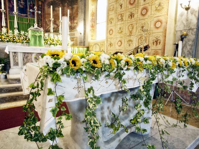 Il matrimonio di Cinzia e Vincenzo a Salò, Brescia 31