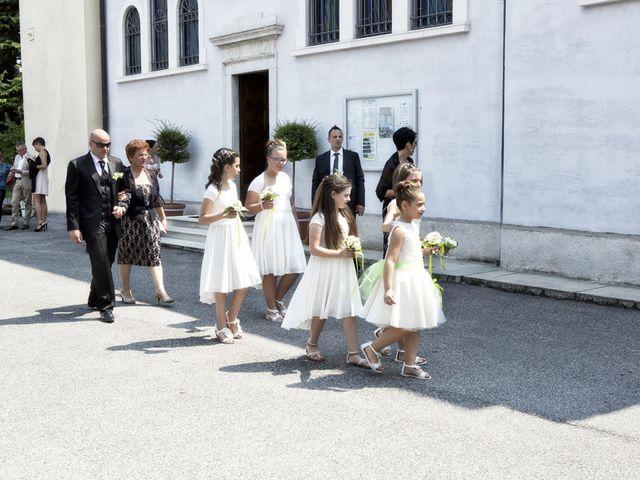 Il matrimonio di Cinzia e Vincenzo a Salò, Brescia 32