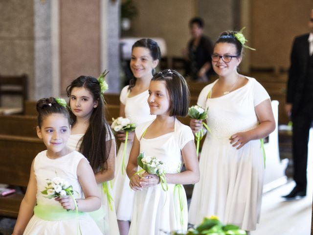 Il matrimonio di Cinzia e Vincenzo a Salò, Brescia 33