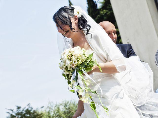 Il matrimonio di Cinzia e Vincenzo a Salò, Brescia 36
