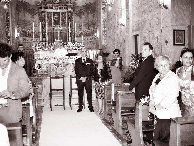 Il matrimonio di Cinzia e Vincenzo a Salò, Brescia 39