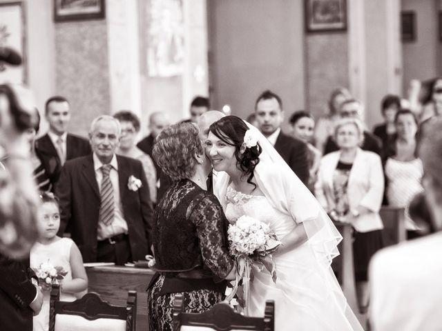 Il matrimonio di Cinzia e Vincenzo a Salò, Brescia 40