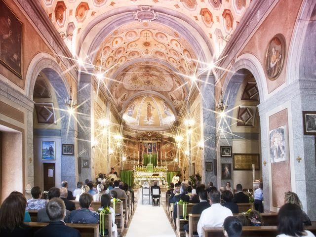 Il matrimonio di Cinzia e Vincenzo a Salò, Brescia 41
