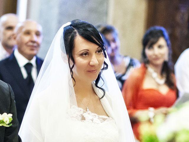 Il matrimonio di Cinzia e Vincenzo a Salò, Brescia 42
