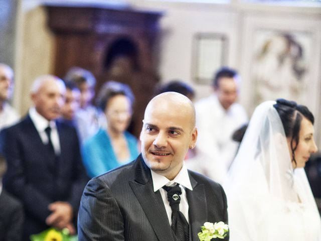 Il matrimonio di Cinzia e Vincenzo a Salò, Brescia 43