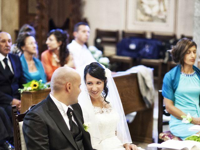 Il matrimonio di Cinzia e Vincenzo a Salò, Brescia 45