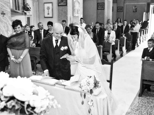 Il matrimonio di Cinzia e Vincenzo a Salò, Brescia 50