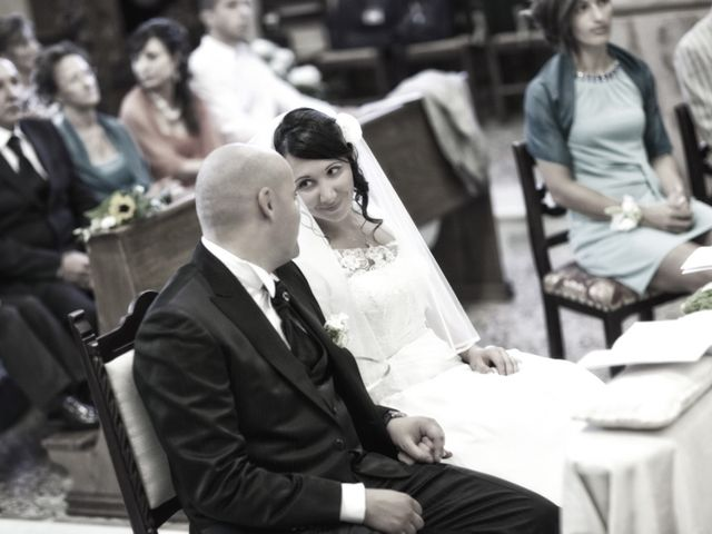 Il matrimonio di Cinzia e Vincenzo a Salò, Brescia 52
