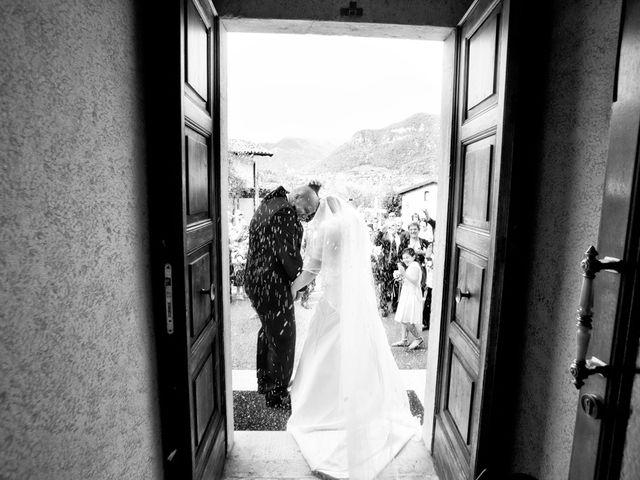 Il matrimonio di Cinzia e Vincenzo a Salò, Brescia 54