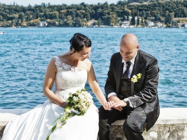 Il matrimonio di Cinzia e Vincenzo a Salò, Brescia 60