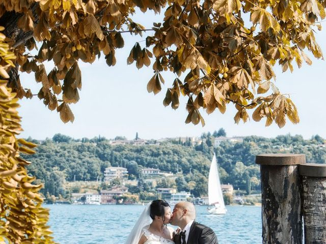 Il matrimonio di Cinzia e Vincenzo a Salò, Brescia 61