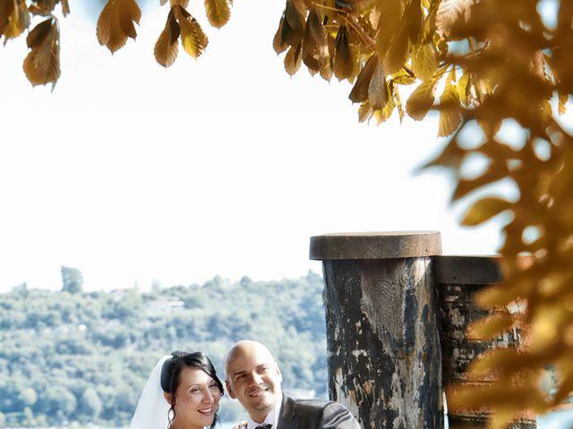 Il matrimonio di Cinzia e Vincenzo a Salò, Brescia 62