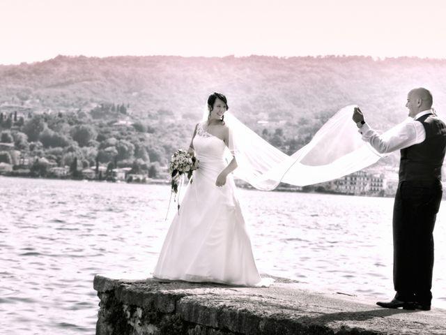 Il matrimonio di Cinzia e Vincenzo a Salò, Brescia 63