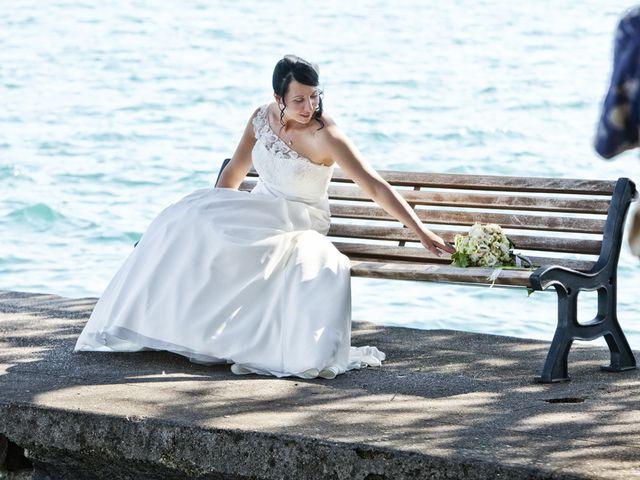Il matrimonio di Cinzia e Vincenzo a Salò, Brescia 65