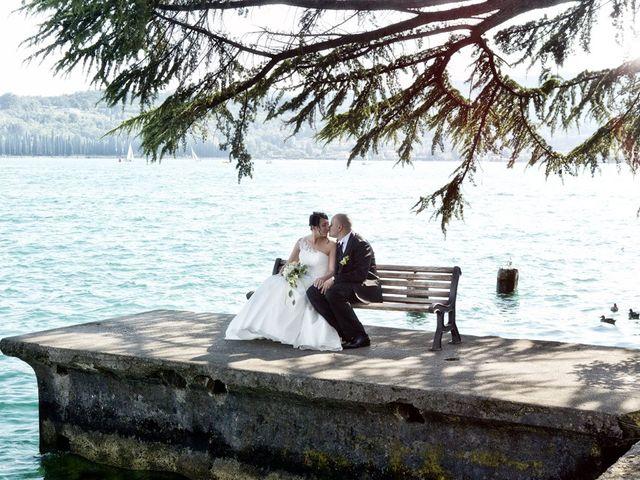 Il matrimonio di Cinzia e Vincenzo a Salò, Brescia 66