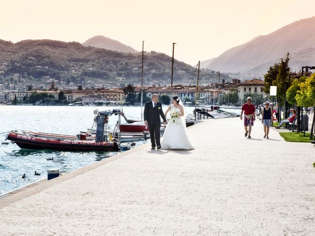 Il matrimonio di Cinzia e Vincenzo a Salò, Brescia 67