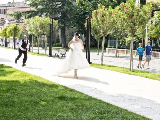 Il matrimonio di Cinzia e Vincenzo a Salò, Brescia 69
