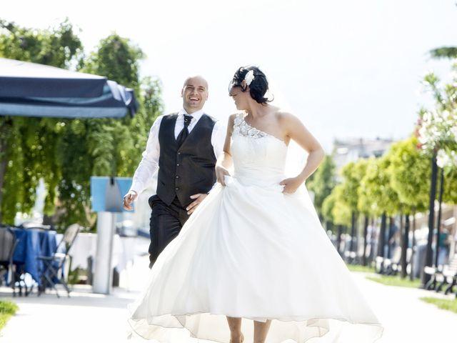 Il matrimonio di Cinzia e Vincenzo a Salò, Brescia 70