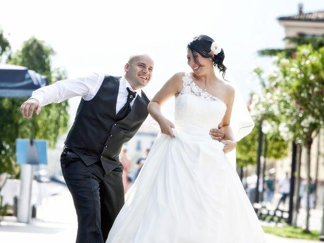 Il matrimonio di Cinzia e Vincenzo a Salò, Brescia 71