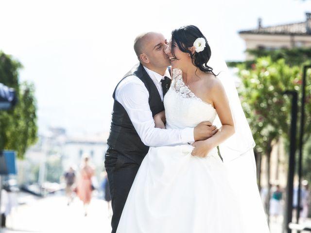 Il matrimonio di Cinzia e Vincenzo a Salò, Brescia 72