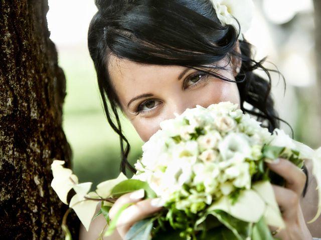 Il matrimonio di Cinzia e Vincenzo a Salò, Brescia 75