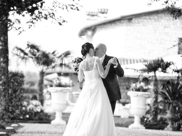 Il matrimonio di Cinzia e Vincenzo a Salò, Brescia 76