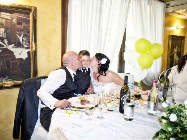 Il matrimonio di Cinzia e Vincenzo a Salò, Brescia 85