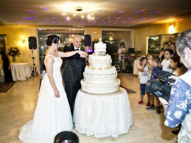 Il matrimonio di Cinzia e Vincenzo a Salò, Brescia 87