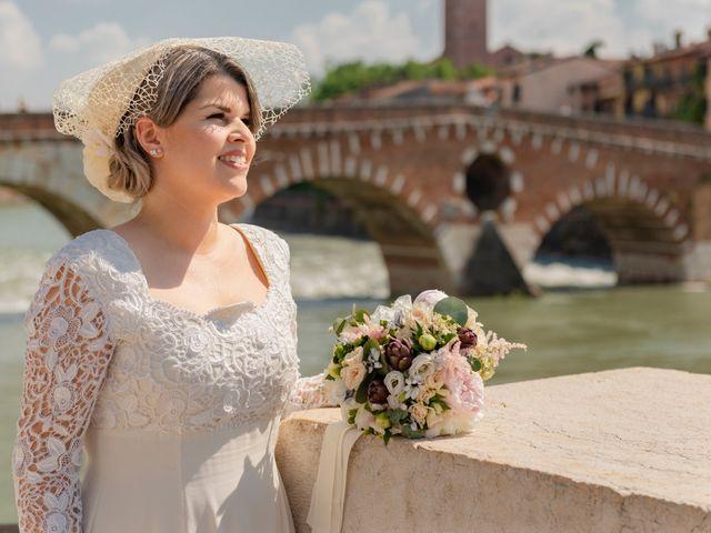Il matrimonio di Abramo e Stefania a Peschiera del Garda, Verona 5