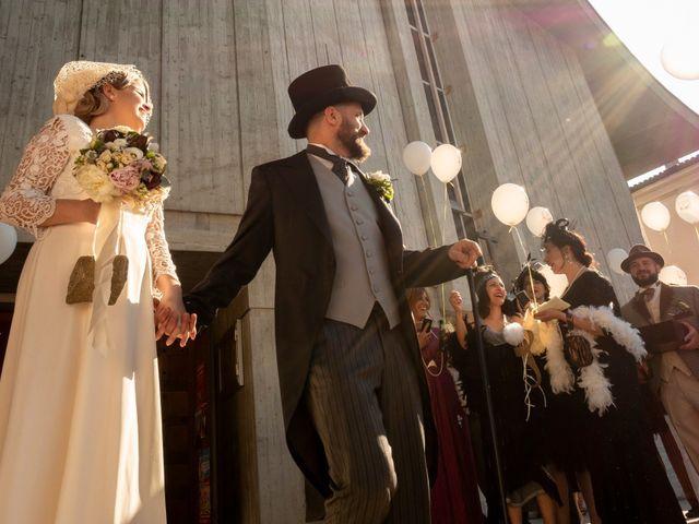 Il matrimonio di Abramo e Stefania a Peschiera del Garda, Verona 8