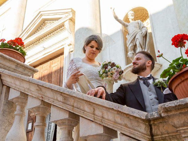 Il matrimonio di Abramo e Stefania a Peschiera del Garda, Verona 13