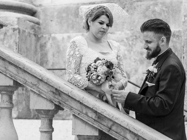 Il matrimonio di Abramo e Stefania a Peschiera del Garda, Verona 14