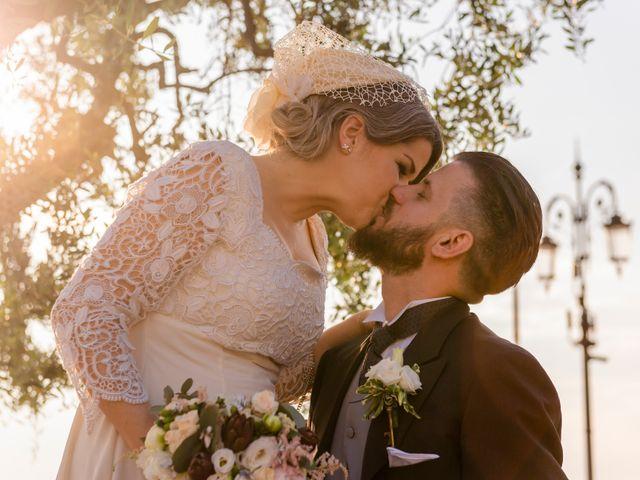 Il matrimonio di Abramo e Stefania a Peschiera del Garda, Verona 16