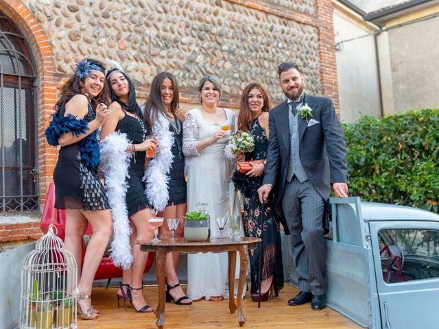 Il matrimonio di Abramo e Stefania a Peschiera del Garda, Verona 22