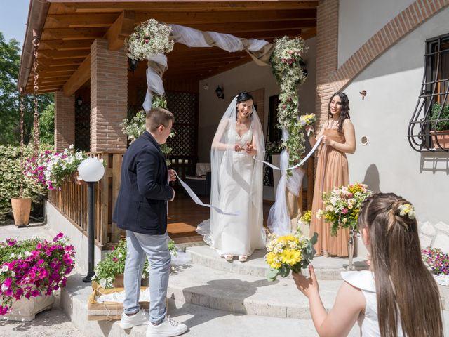 Il matrimonio di Angela e Andrea a Anagni, Frosinone 23