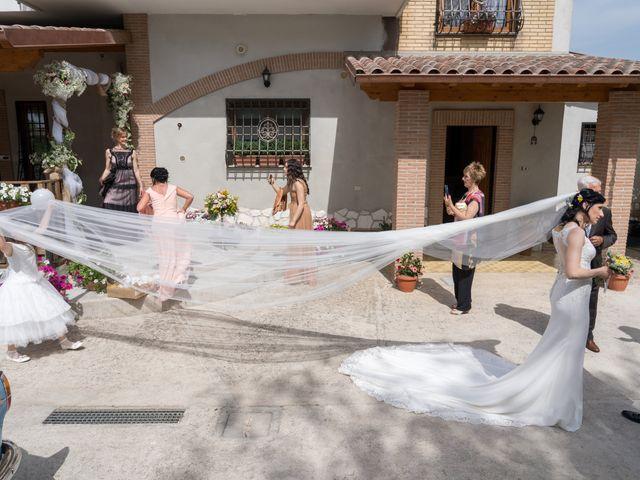 Il matrimonio di Angela e Andrea a Anagni, Frosinone 25