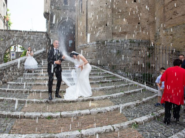 Il matrimonio di Angela e Andrea a Anagni, Frosinone 1