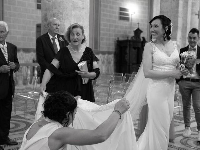 Il matrimonio di Angela e Andrea a Anagni, Frosinone 27
