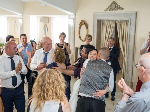 Il matrimonio di Angela e Andrea a Anagni, Frosinone 45