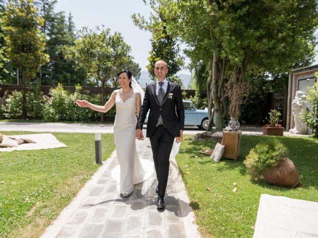 Il matrimonio di Angela e Andrea a Anagni, Frosinone 49